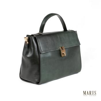 Echtleder Damen Handtasche